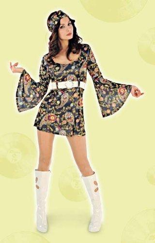 Rio 151200/4042 Costume Disco Dance Donna, Taglia 40-42
