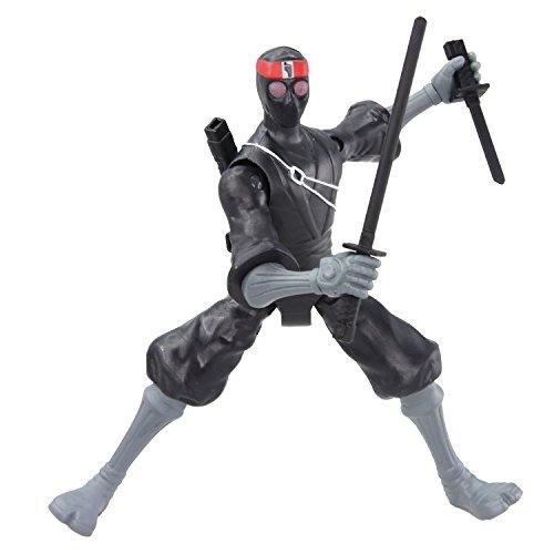 Tortues Ninja - 5510 - Figurine -Foot Soldier Art avec Accessoires - 12 cm
