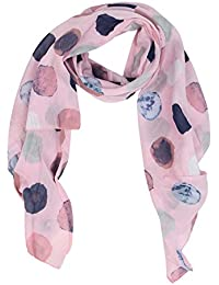 863618c08f3f Amazon.it  foulard donna - Rosa   Sciarpe e stole   Accessori  Abbigliamento