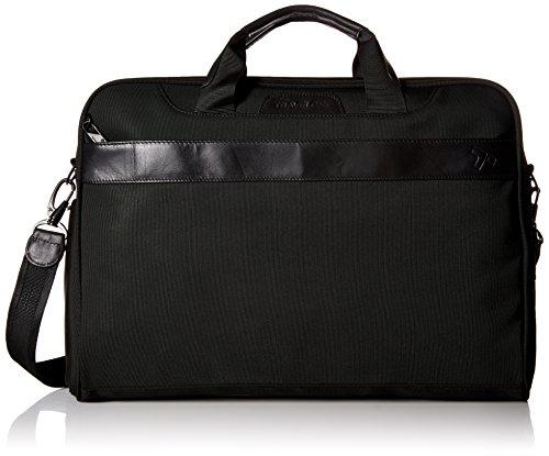 travelon-anti-theft-classic-plus-slim-briefcase-mallette-mixte-adulte-noir-noir-43086-500