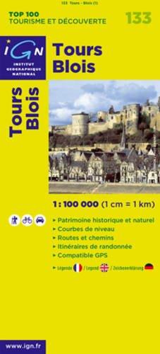 Tours/Blois: IGN.V133 par IGN