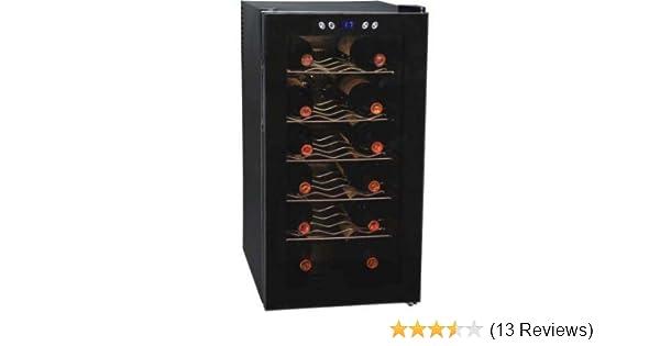 Mini Kühlschrank Durchsichtig : Syntrox germany digitaler getränkekühlschrank weinkühlschrank für