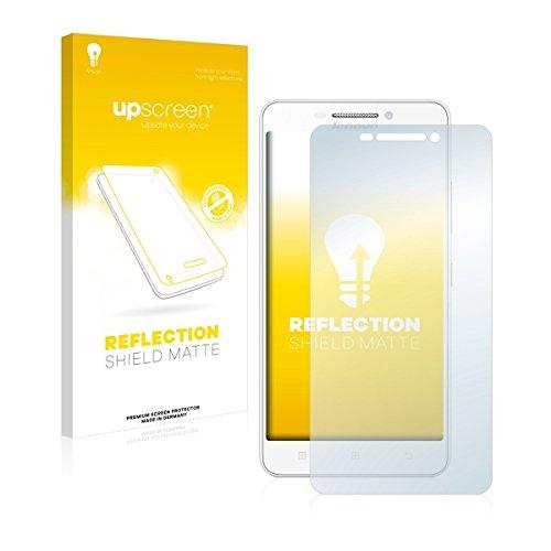 upscreen Reflection Shield Matte Displayschutz Schutzfolie für Lenovo A5000 (matt - entspiegelt, hoher Kratzschutz)