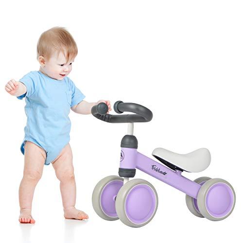 lino, Rutscher-Fahrzeug mit Vier Rädern für Kinder von 1-3 Jahre , Push Bike für Jungen und Mädchen ()