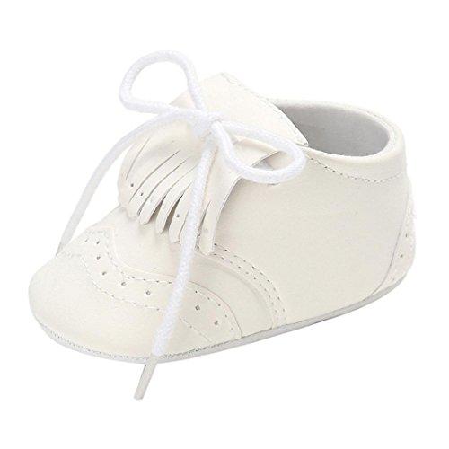 online store 582ed 9dabd Zapatos de bebé para bebés Botas para niños Chicas Chicos Borla Suela  blanda Antideslizante Lona Zapatos