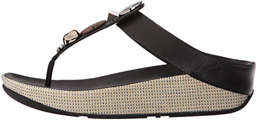Fitflop GmbH Jewely Toe-Post Schwarz