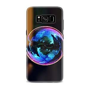 Qrioh Printed Designer Back Case Cover for Samsung S8 - 132M-MP693
