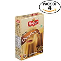 Instant China Grass Mix Kesar Pista 100g Box, Pack of 4