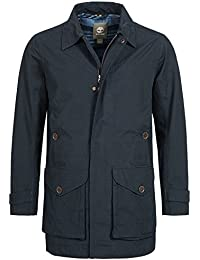 Timberland Mens Baker Mountain 2 en 1 Waterproof Trench Coat manteau 5853j de 041