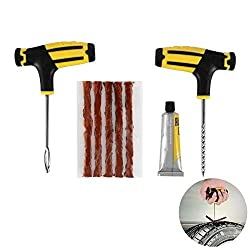 Wudi 1 Series tubeless Auto moto Car tire Cement plug perforation pneumatic tool Tire repair Kit Auto tubeless car tyre automotive hand tools, truck tires accessories Motorcycle Tubeless