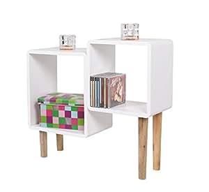 Ts ideen gmbh lounge cube scaffale di stile retr anni 70 for Cucinare anni 70