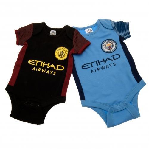 Manchester City Baby Bodysuits 2016-17 -