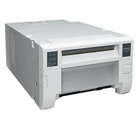 MITSUBISHI CP-D70DW Photo Printer + CK-D768 15x20 cm Paper - 400 photos with CP-D707DW and CP-D70DW