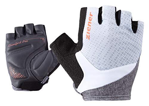 Ziener Damen CENDAL bike glove Fahrrad-/Mountainbike-/Radsport-Handschuhe   Kurzfinger - atmungsaktiv/dämpfend