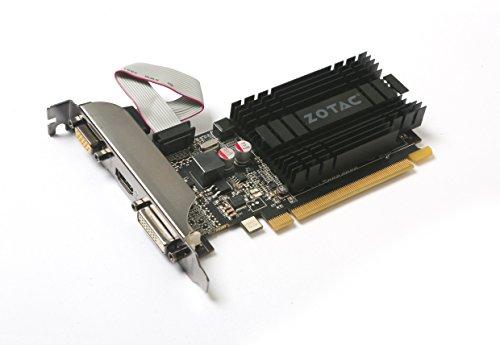 ZOTAC GeForce GT 710 ZONE Edition 2GB DDR3 Dual Link DVI HDMI VGA aktiv - 4