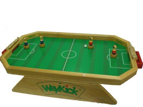 Preisvergleich Produktbild Tisch-Fußballspiel, grün für 2 - 4 Spieler von WeyKick