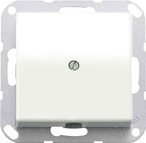 Preisvergleich Produktbild Jung AS590AWW Leitungsauslass mit Zugentlastung