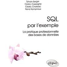 SQL par l'Exemple la Pratique Professionnelle des Bases de Données