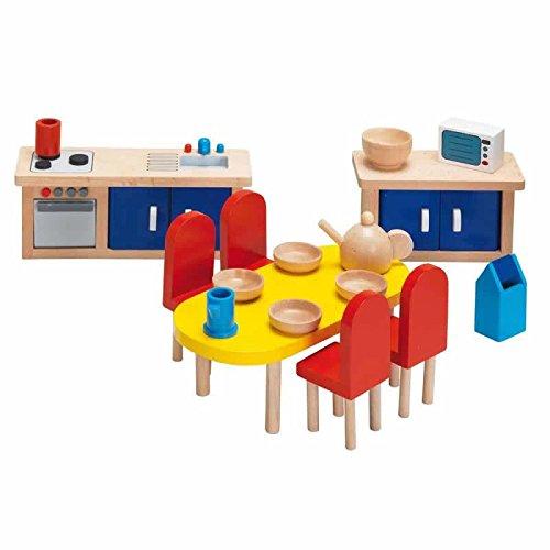 Genius 51694 - Puppenhausmöbel Küche