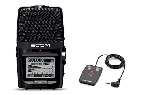 Zoom H2N mit Fernbedienung