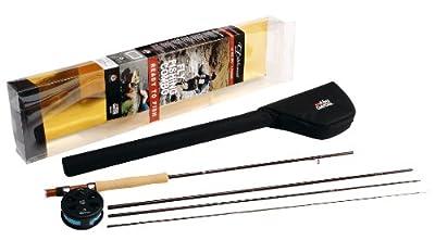 Abu Garcia Combo Diplomat Fly Fishing Rod & Reel Fishing Set by Abu Garcia