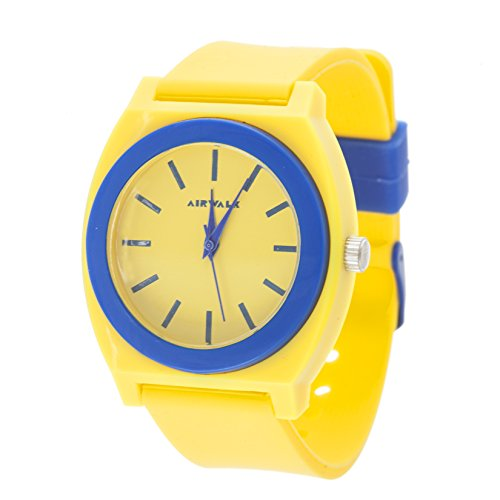 airwalk-quartz-plastic-and-silicone-casual-watch-coloryellow-model-aww-5096-ny
