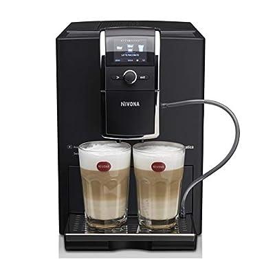 Nivona CafeRomantica 841 CafeRomatica Bean to Cup Coffee Machine, 1465 W, 1.8 liters, Black