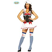 Disfraz de sailor pin-up