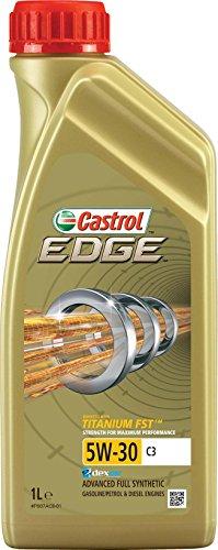Castrol 9573 Olio Edge 5W30 C3 Titanium 1L Lubrificante Auto