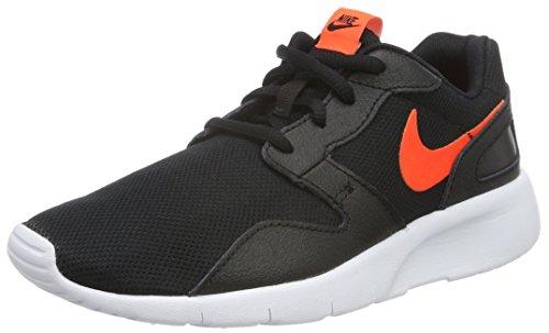 Nike Unisex-Kinder Kaishi (GS) Low-Top, Schwarz (009 Blk/Ttl Crmsn-White-Dk Prpl DS), 36.5 EU (Dk Ds)