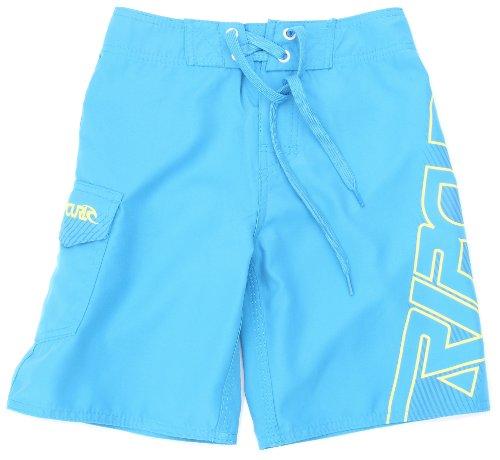 RIP CURL - Pantalones Cortos para niño, tamaño 16 años, Color Dresden Azul