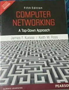 computer networking a top down approach featuring