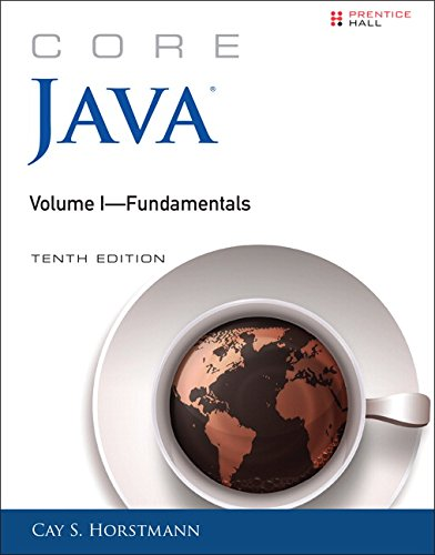 1: Core Java Volume I--Fundamentals