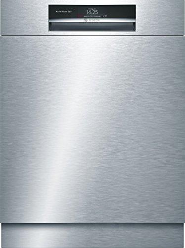Bosch SMU88TS26E Serie 8 Unterbaugeschirrspüler / A+++ / 211 kWh / 13 MGD / ActiveWater Technologie / Beladungs-Sensor
