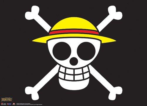 Gran entretenimiento oriental One Piece El sombrero de paja Piratas Ba
