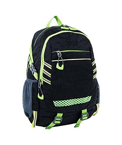 1211 Outdoor Gear Sac à dos et sac à dos imperméable Noir 20 l