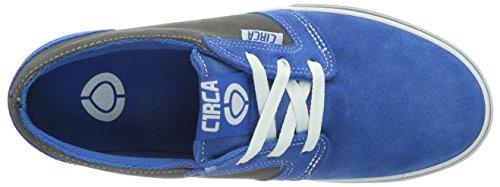 C1RCA HESH CHESHTSDG Unisex-Erwachsene Sneaker Blau (Turkish Sea/Dark Gull)
