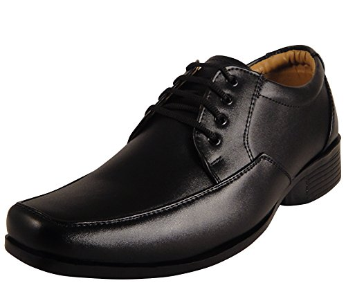 Action Synergy Men's Formal Shoes Black ME9922