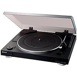 Sony PSLX300USB - Giradiscos con Salida USB (Software de ...