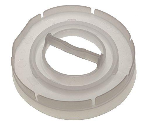 Philips 422245945077 / ERC100674 Filterhalter für FC6144, FC6148, FC6149 MiniVac Akkustaubsauger