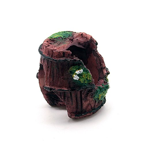 dimart-greendark-red-aquarium-fish-tank-resin-broken-barrel-cave-ornament-landscaping-decoration-fis