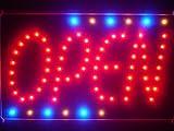 Best enseigne au néon - LAMPE NEON ENSEIGNE LUMINEUSE LED led119-r OPEN NEW Review