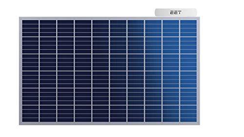 Photovoltaik + Sichtschutz am Balkon, LightMate G steckerfertig, plug&play Solarpanele (Wechselrichter inkludiert), Mini Photovoltaikanlage