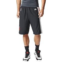 adidas Woven Team Short Pantalón Corto Baloncesto, Hombre, Multicolor (Nba Portland Trail Blazers 8-3ti), XS