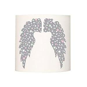 Abat jour ailes d'ange Lilipouce 25 cm
