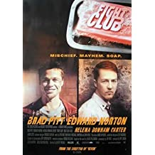 Fight Club–Brad Pitt–Edward Norton–61x 91cm Póster/póster