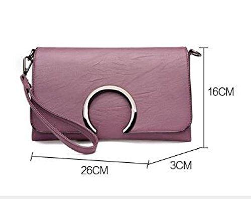 Ladies Fashion Vintage Tote Bags Borse Con Tracolla Top-Handle Borsa Casual Beach Shopping Bag Red