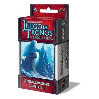 Juego cartas (60) Edge Entertainment- Juego de Tronos LCG: Hogar Ancestral - Español (EDGGOT105)