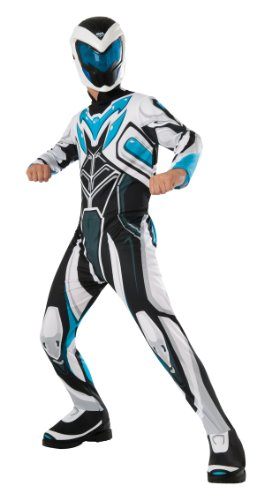 Kostüm Steel Max Kind - Rubie's 3 886520 - Max Steel Kostüm, Größe L