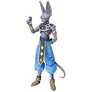 Bandai Tamashii Nations Beerus Dragon Ball Super Action Figure 12